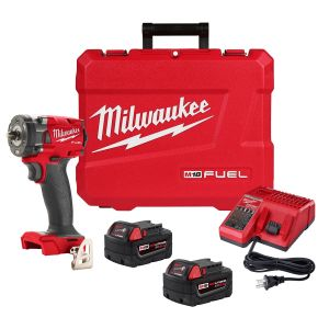 """M18 FUEL 3/8"""" Compact Impact Wrench w/ Friction Ring"""