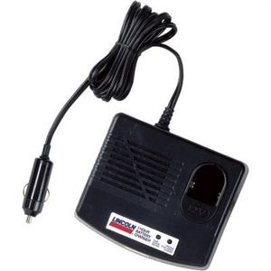 Lincoln 12 Volt Charger for PowerLuber
