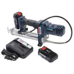 12V Lithium ion PowerLuber Kit with 2 Batteries